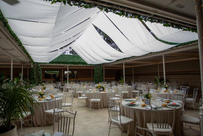 Palacio del Negralejo finca bodas Madrid