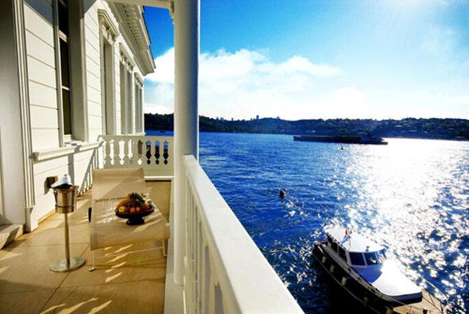 Suite Bosphorus Pasha, hôtel A'Jia - Photo : TemptingPlaces