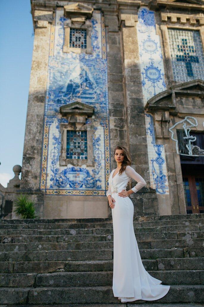 Modelo Julie de Gio Rodrigues | Foto: Rui Teixeira Wedding Photography