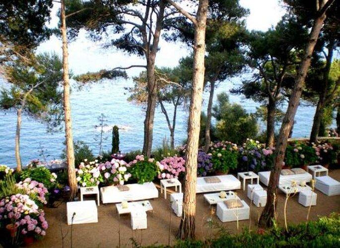 Casarse en la costa brava 9 mas as y hoteles junto al mar - Sitios para casarse en barcelona ...