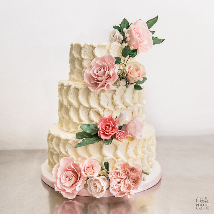 Zebra Cakes Art - Gâteau de Mariage - Savoie (73)