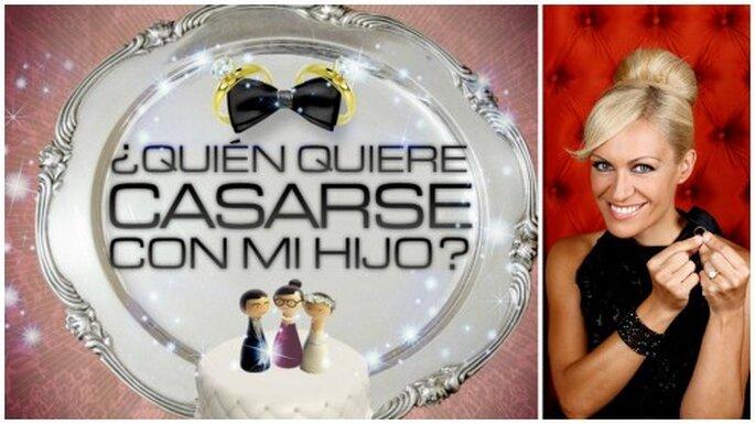 Luján Arguelles sostiene la alianza que podría casar a alguno de los concursantes.Foto: Roberto Garver