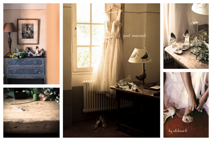 Akiliane Bonu photographe - photo de mariage - Var