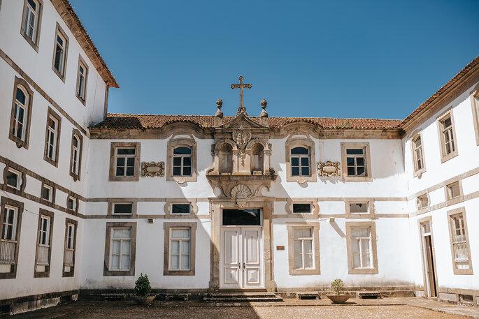 Albergue dos Peregrinos, no Mosteiro de Vairão