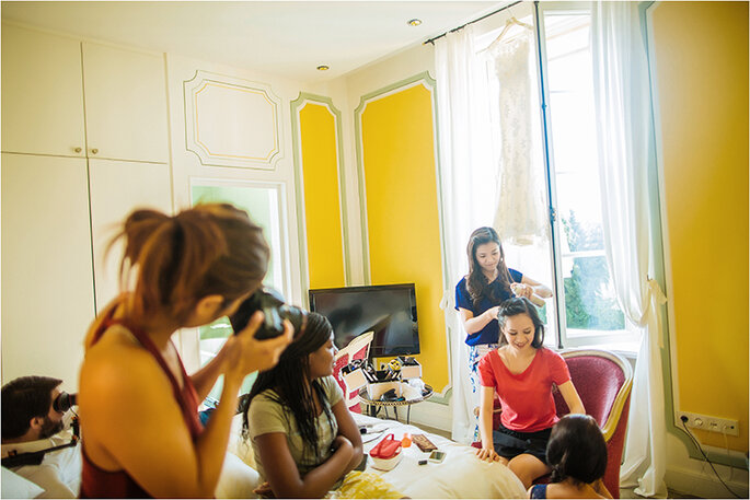Photo : Iris Studio