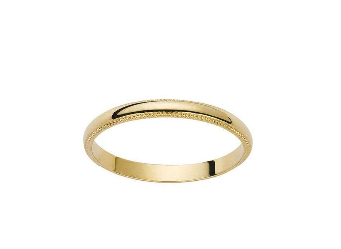 en vente en ligne beau meilleur endroit Tendance bijoux : les plus belles alliances pour un mariage ...