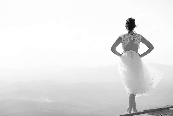 Ana França casamento diurno