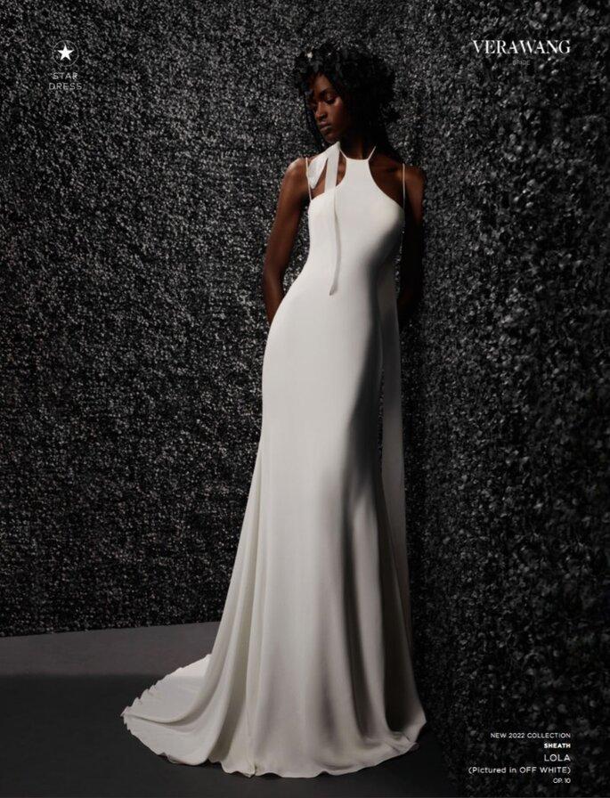 Robe de mariée haute couture structurée