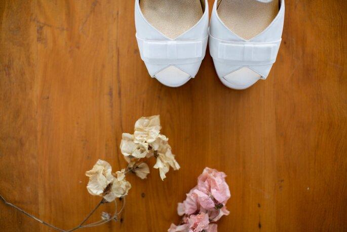 Foto do making off do casamento