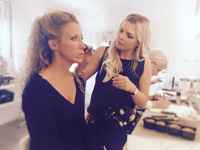 Verena Ahmann hair & make-up