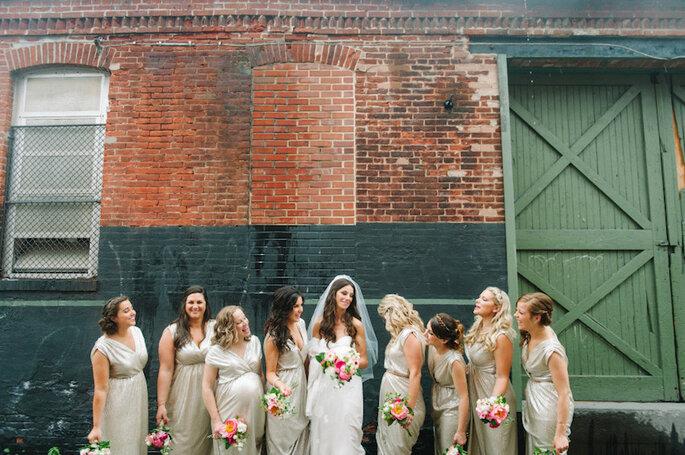 Los 10 mandamientos para ser la dama de boda perfecta - M2 Photo