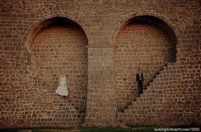 Fotos profesionales para boda. Anahí Navarro.