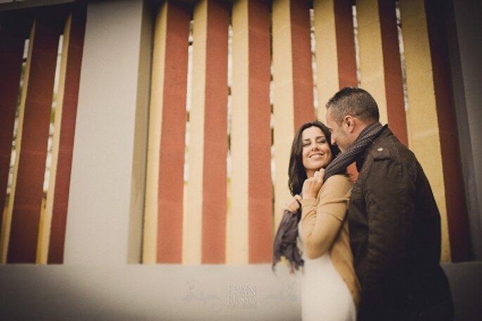 Imágenes para la boda. Sesión informal de fotografía. Franrusso.com