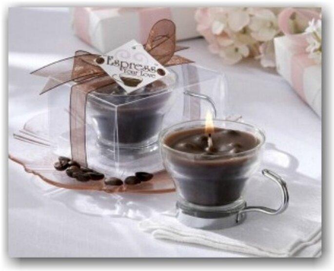 Detalles de caf elegantes para la boda - Detalles de boda elegantes ...