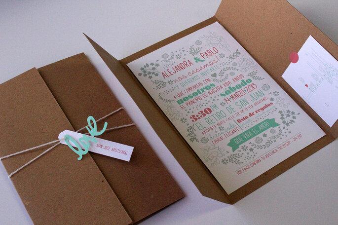 Ten las mejores invitaciones para matrimonio en slo 3 pasos ksa2 matrimonios altavistaventures Image collections