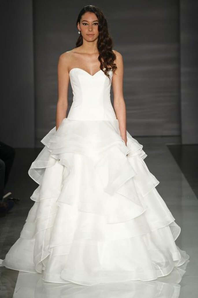 Robe de mariée Cymbeline 2014 - Modèle Hanae