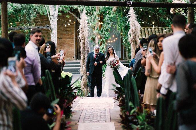 Local da cerimônia e da festa: Casarão La Villa - Foto: Amanda Francelino Fotografia