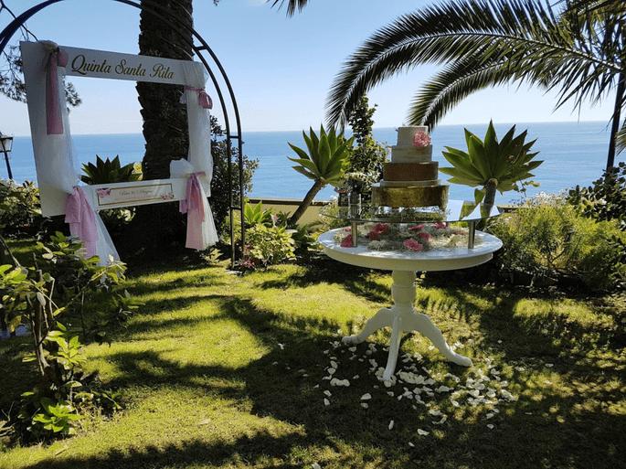 Jardim da Quinta de Santa Rita