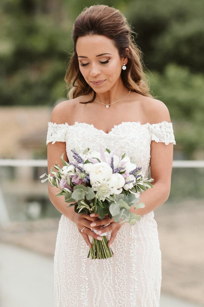 Galia Lahav vestido de noiva - Real Wedding - Ana e Erik