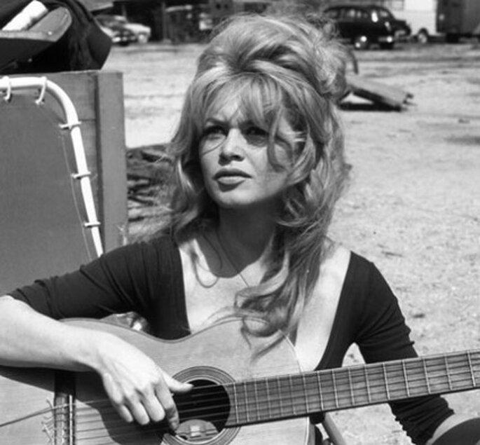 Brigitte Bardot, cómo hacerte un cardado
