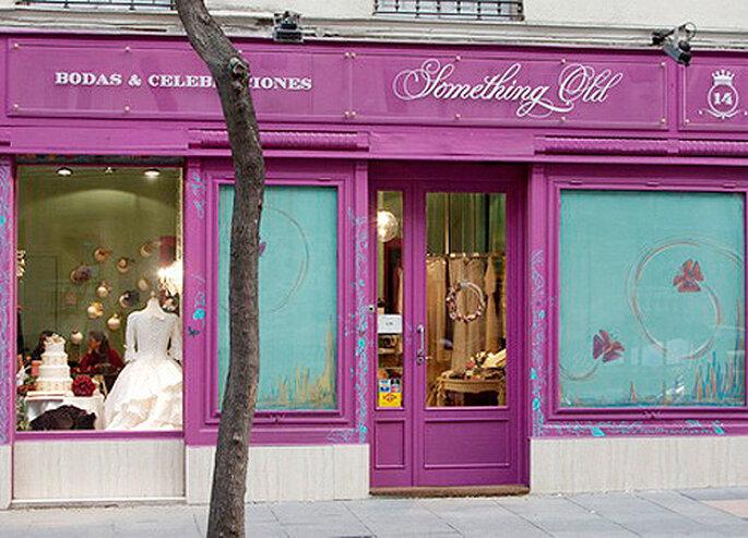 Something Old es una tienda nueva de cosas para novia abierta en Madrid. Foto: Raúl Fuentes Acosta