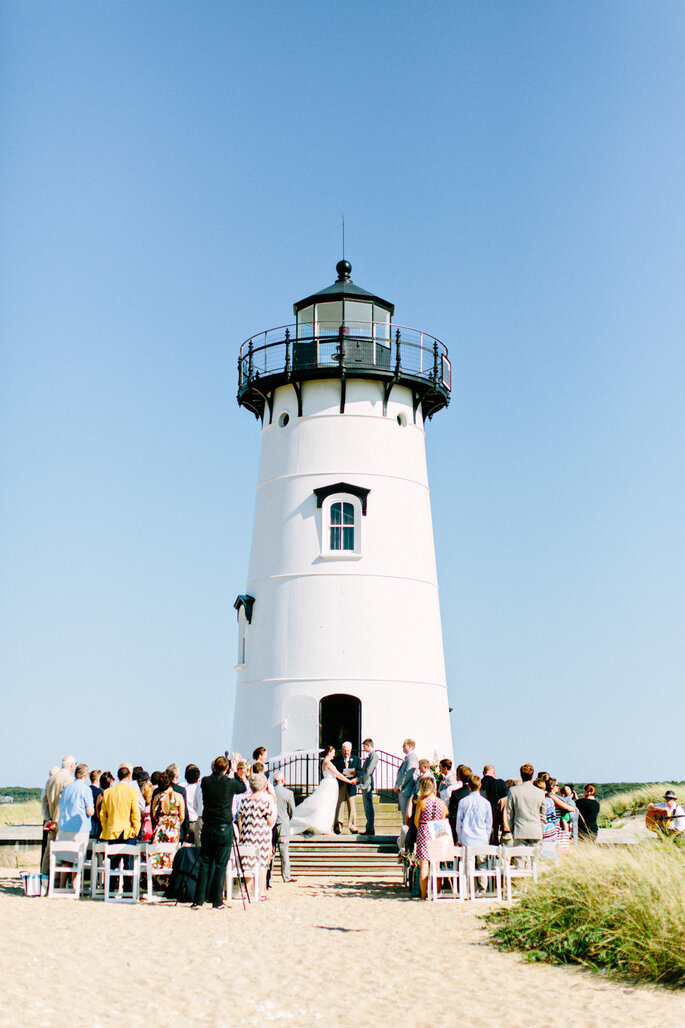 Detalles para una boda náutica - Kelly Dillon Photography