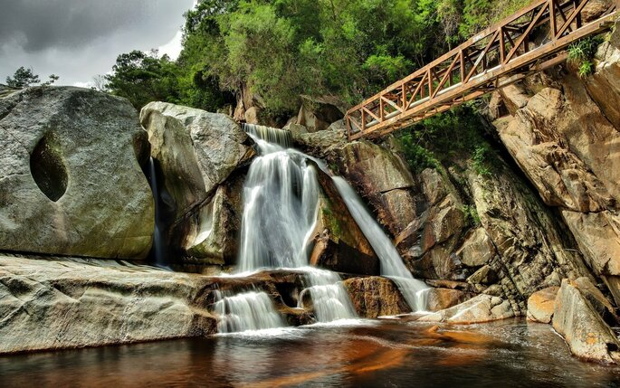 Photo via VisualHunt.com - south-africa-wildeness-waterfall-falls-orange-water