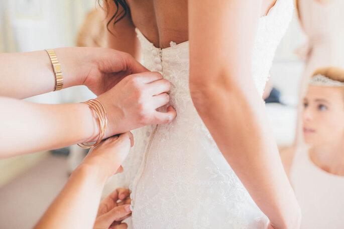 mariage mariée amour couple doute joie