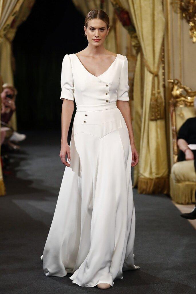 Vestidos novia sencillos