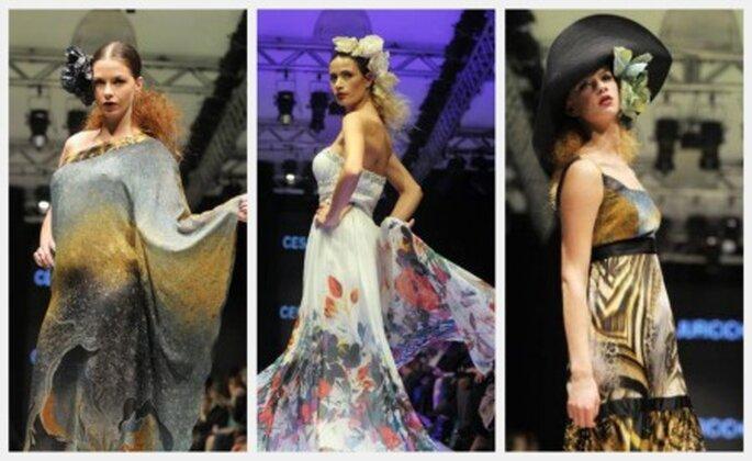 Vestidos de la última colección de César Juricich
