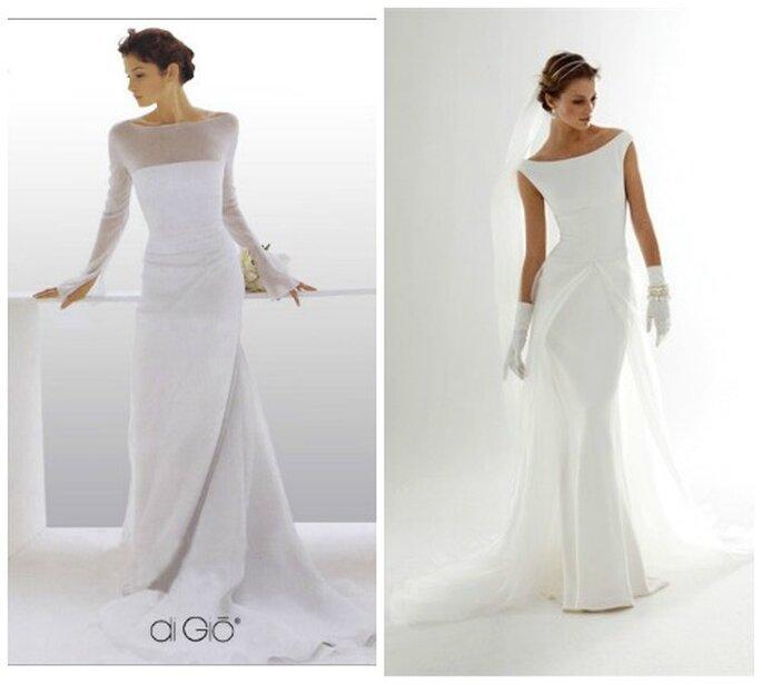 Klasyczne suknie ślubne dla panny młodej 40+