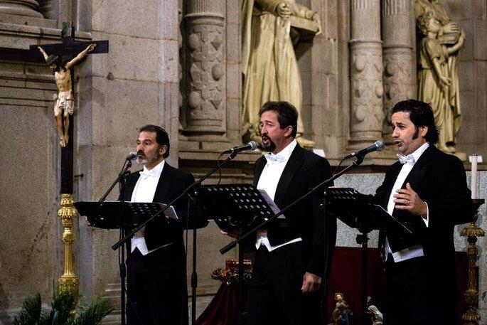 Espectáculo dos três tenores