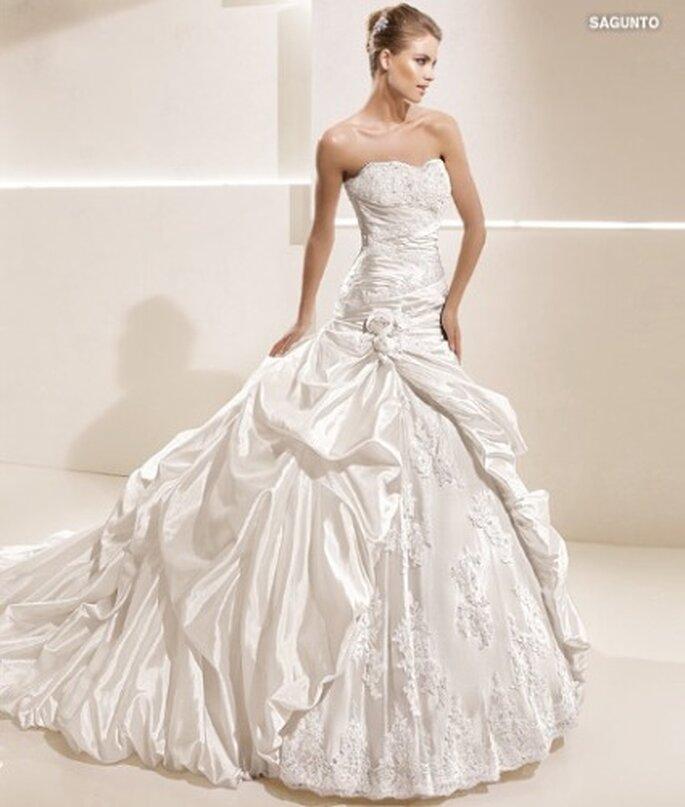 Ballgown Sagunto - La Sposa 2012