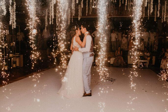 Liliana Cespedes Reina Wedding Planner polvora fría