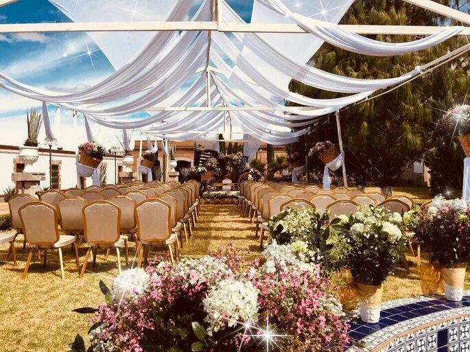 Hacienda Chimalpa haciendas para bodas Apan
