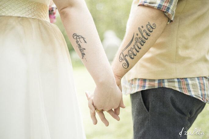 Fotografía: D Zuleta Wedding Photography