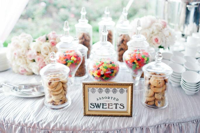 Candy Bar für Ihre Hochzeit