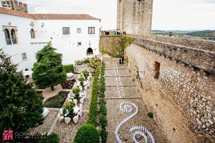 Pousada Castelo de Óbidos - Foto: Gloria Aguiam