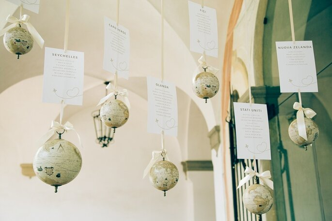Tableau Mariage: Love Day via Wedding Planner Diana Da Ros
