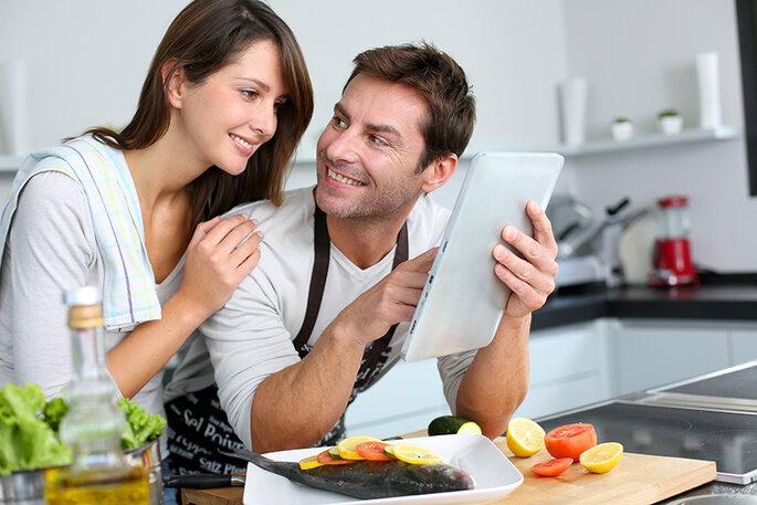 29 magn ficas razones para casarte con un hombre que cocina