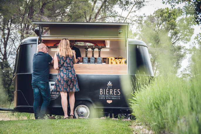 Beer Truck Provence