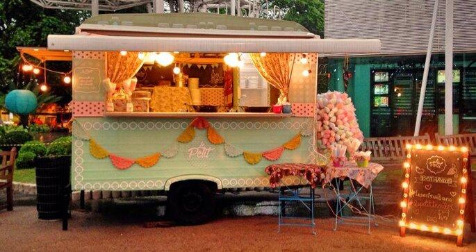 Le Petit Trailer Food Truck. Foto: divulgação