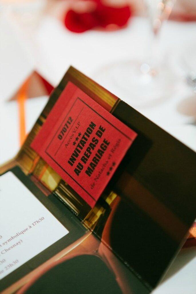 Le faire-part de mariage doit donner toutes les précisions nécessaires - Crédit photo Lifestories pour Ceremonize