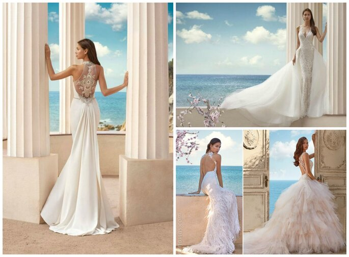 Demetrios Bridal Collection 2017