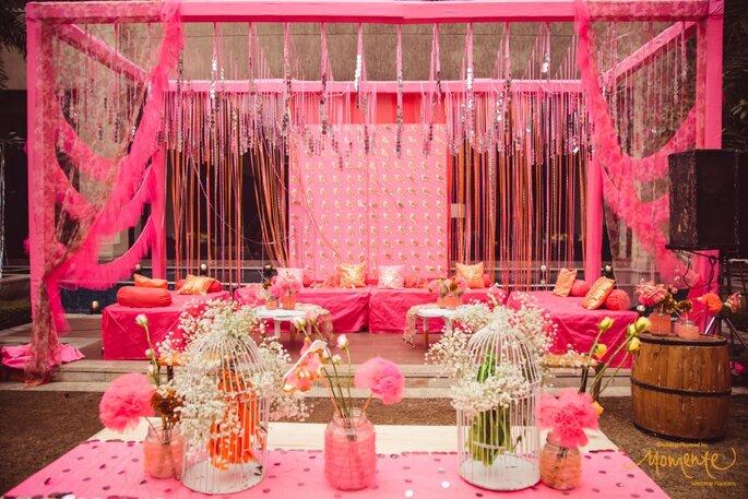 Photo: Momente Wedding Planners.