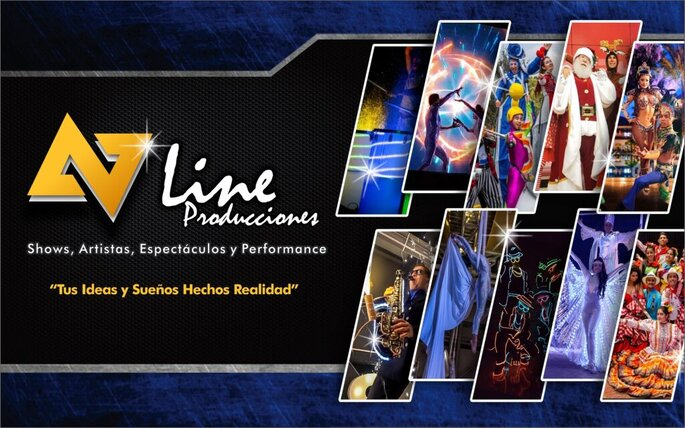 Line Producciones y Espectáculos para bodas Bogotá