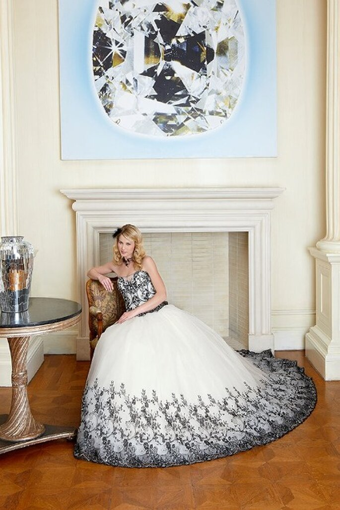 Robe EVANS - Lady Pearl 2012