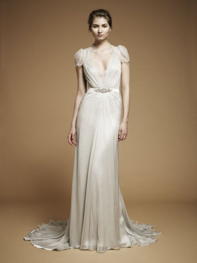"Modèle ""Aspen"" de la collection Jenny Packham 2012. Photo: Jenny Packham.com"