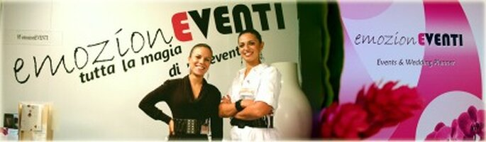 Alessandra (a sinistra) e Simona. eE nasce da loro!