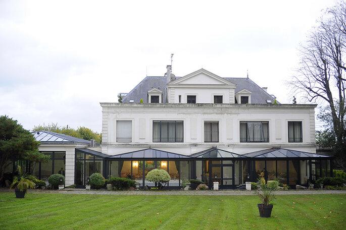 Le Château de Gency est une demeure bourgeoise construite au cours du 19ème siècle